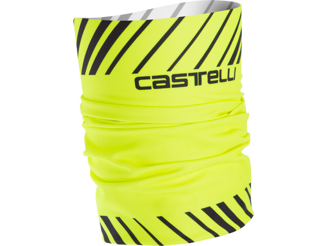 Castelli Arrivo 3 Thermo Head Thingy yellow fluo